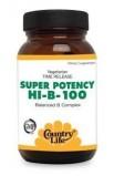 SUPER POTENCY HI-B-100 100 таблеток
