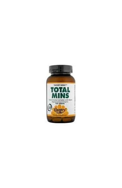 TOTAL MINS 120 таблеток
