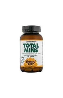 TOTAL MINS 60 таблеток