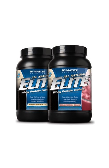 All Natural Elite Whey 900г