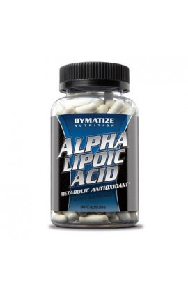 Alpha Lipoic Acid - 90 таб