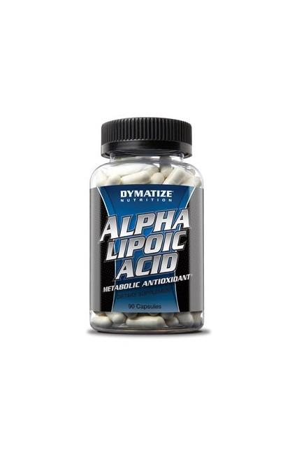 Alpha Lipoic Acid - 90 таб