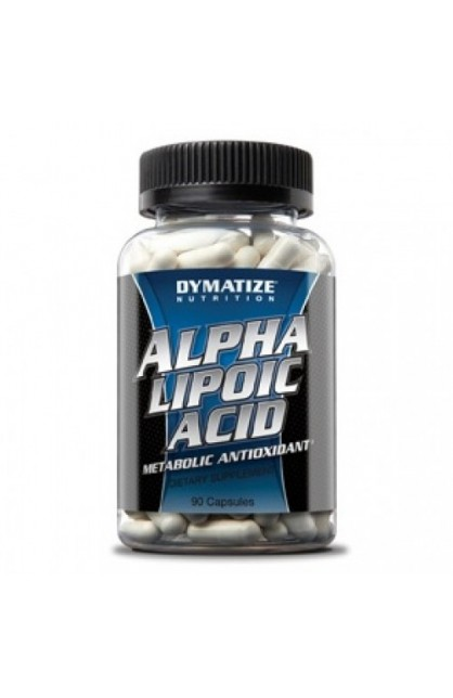 Alpha Lipoic Acid 90 кап