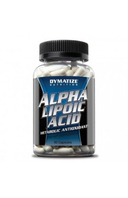 Alpha Lipoic Acid 90 кап