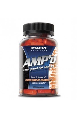AMP'D - 120 капсул