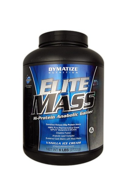 Elite Mass Gainer 2.722г