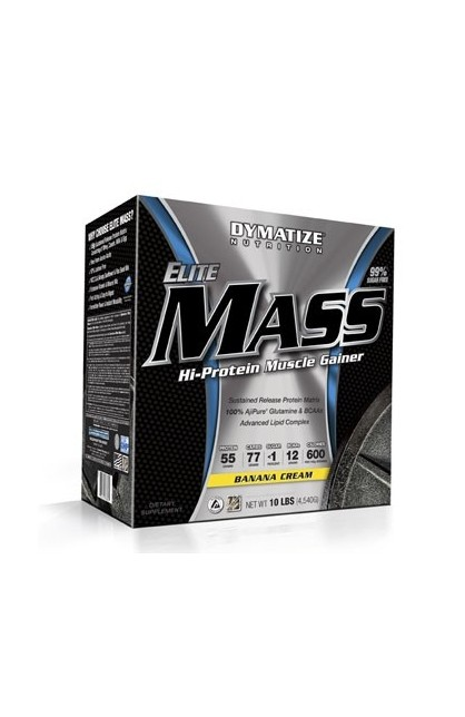 Elite Mass Gainer 4.540г