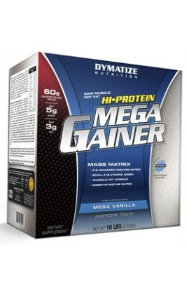 High Protein Mega Gainer 4540 г