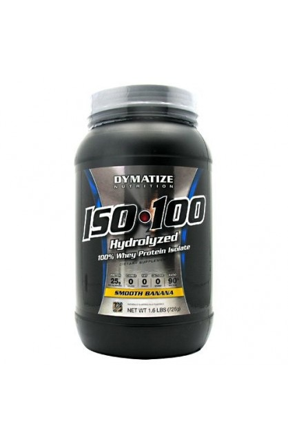 ISO 100 Whey - 726 грамм