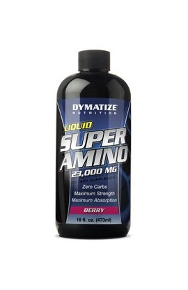 Super Amino Liquid, 474 мл
