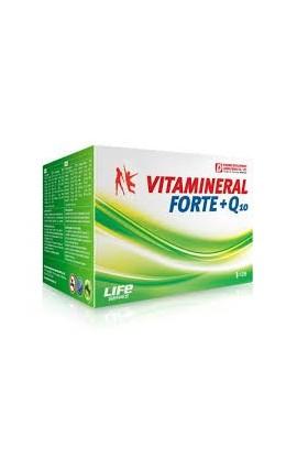 Q10+VitaMineral Forte 25*11ml