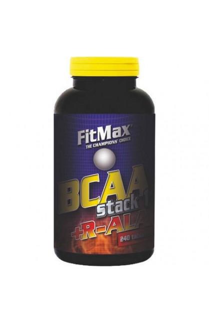 Amino BCAA Stak + R-ALA, 240 таб