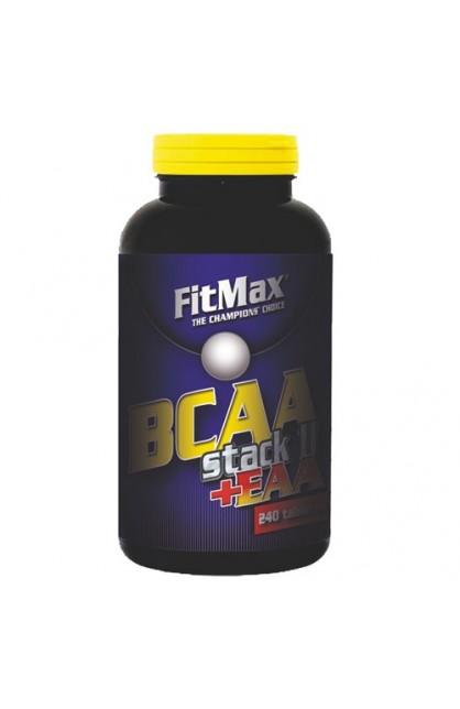 Amino BCAA Stak+EAA 240таб