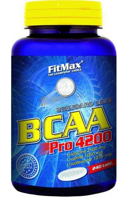 BCAA PRO 4200, 240 таб