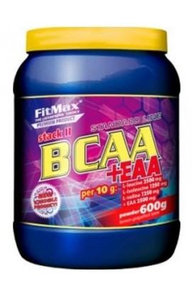 Amino BCAA Stack II + EAA, 600g