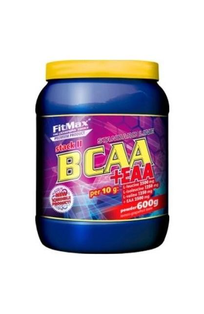 FM Amino BCAA Stack II + EAA, 600g