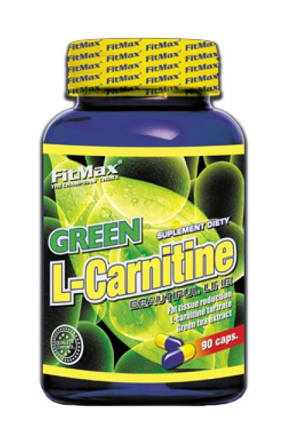 Green L-Carnitine 90caps