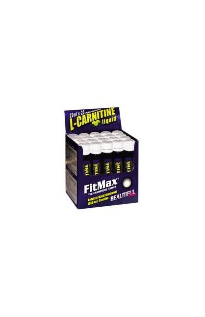 Therm L-Carnitine Liquid 25х20мл