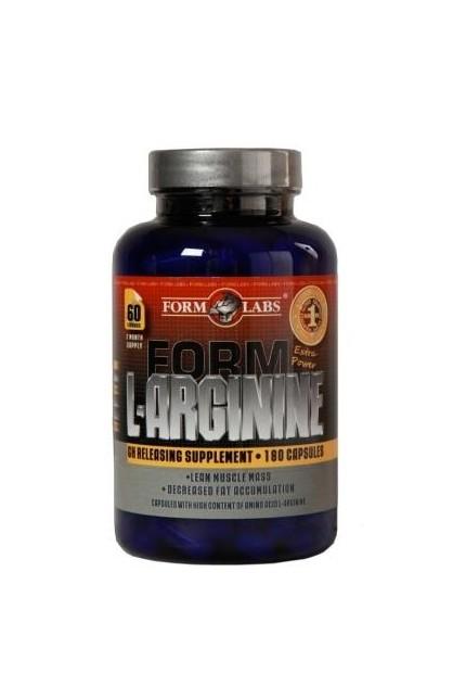 FL Form L-Arginin 180 caps