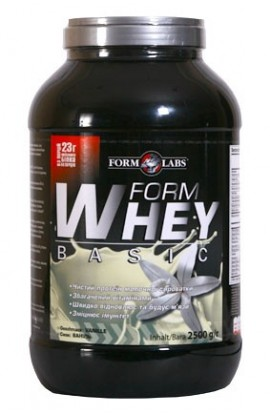 FL Form Whey Basic 2500g