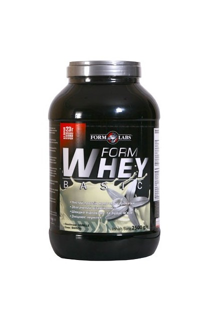 Form Whey Basic 2500g