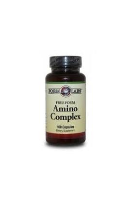 Free Form Amino Complex 100 cap