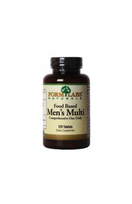 Food Based Men's Multi Vitamins 120 таб