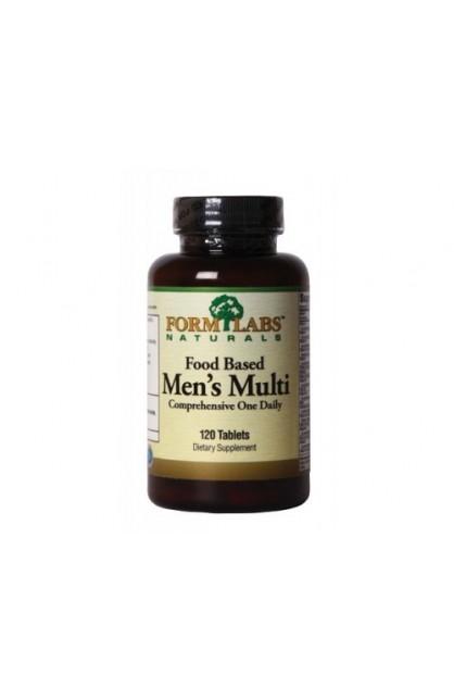 Food Based Men's Multi Vitamins 120 таб