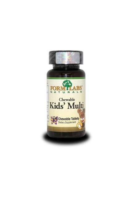 Kid's Chewable Multivitamins 45, таб