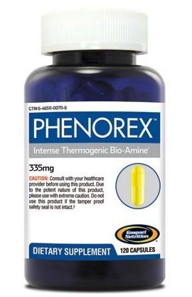 Phenorex - 120 капсул