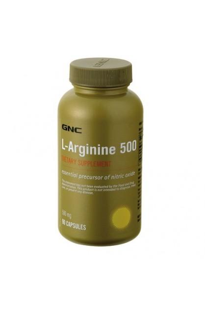 L-Arginine 500 90caps