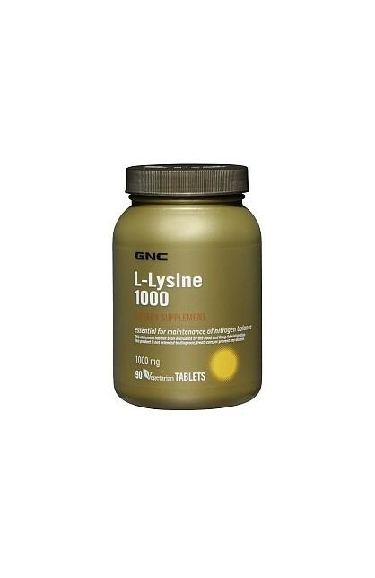 L-Lysine 1000 - 90 таб