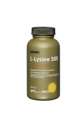 L-Lysine 500 - 100 таб