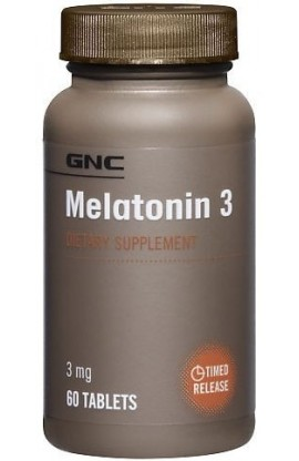 Melatonin 3 - 60 caps
