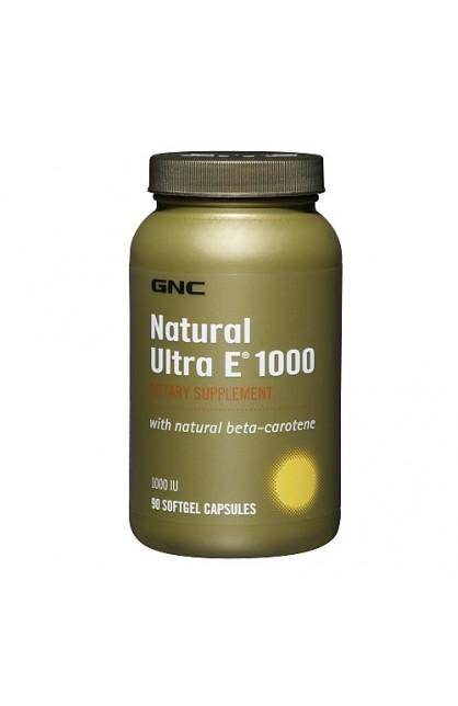 Vitamin E 1000 NATURAL - 60 капс