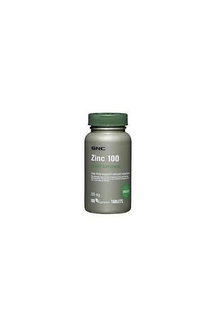 Zinc 100 100 кап