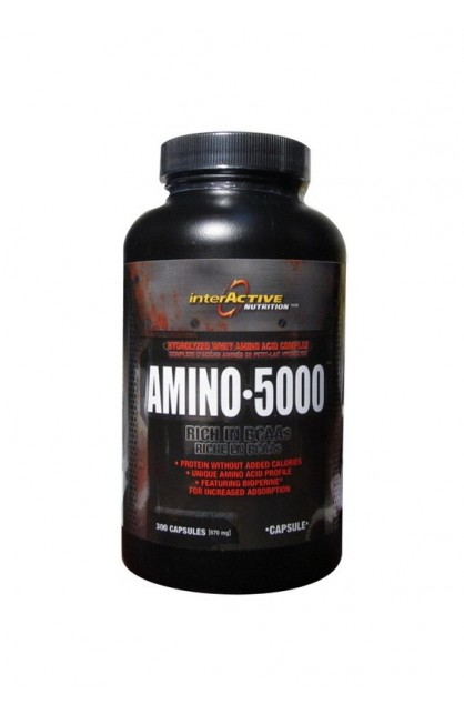 AMINO 5000 - 300 капсул