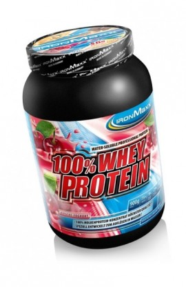 100 % Whey Protein 900 гр