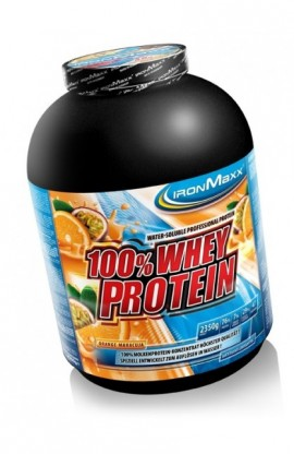 100% Whey Isolate - 2350 грамм