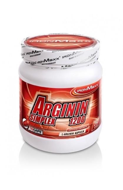 Arginin Simplex 1200 260капс