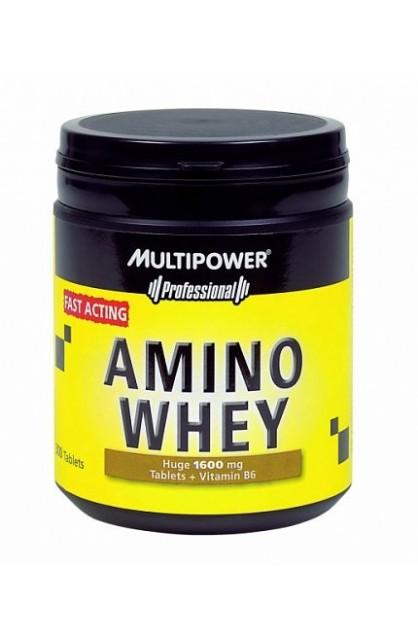 AMINO WHEY FAST ACTING 300 таб