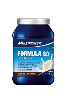 FORMULA 80 Evolution 750гр