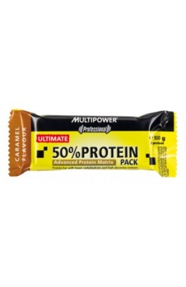Professional 50% Protein Pack Bar 100g