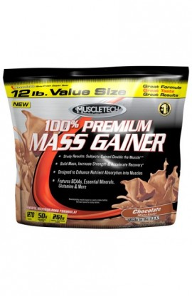 100% Premium Mass Gainer - 5500 грамм