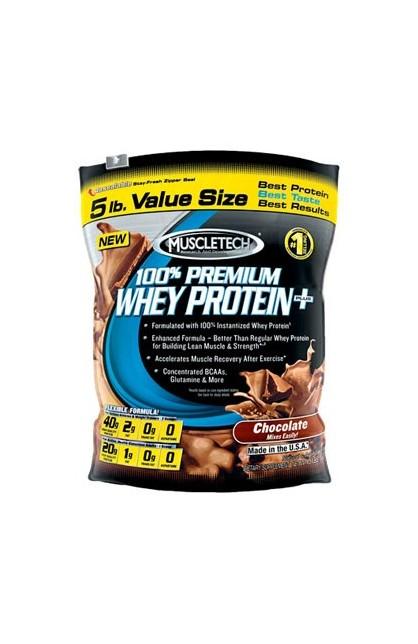 100% Premium Whey Protein Plus 2267 гp
