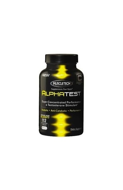 AlphaTest - 112 капсул