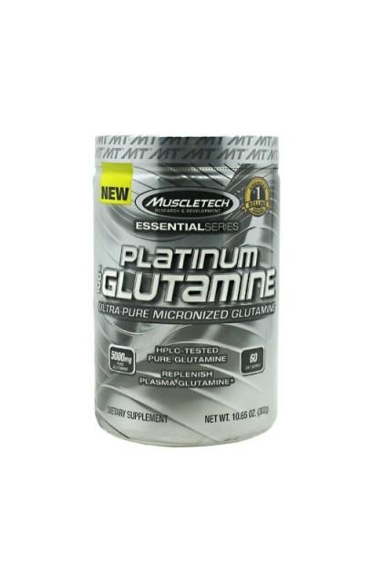 EseMTsntial 100% Glutamine, 302 g