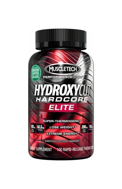 Hydroxycut Hardcore ELITE 100 caps