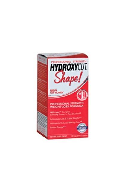 Hydroxycut Shape 120капс