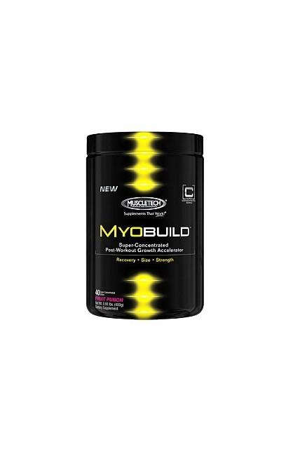 Myobuild - 40 порций